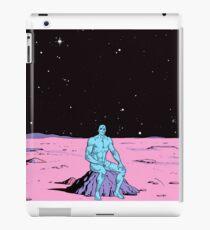 Dr. Manhattan on Mars iPad Case/Skin