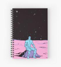 Dr. Manhattan on Mars Spiral Notebook