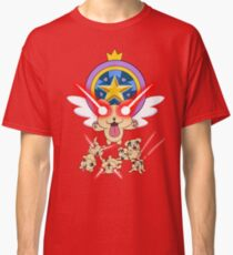 Star vs The Forces of Evil, Lazer Puppies Classic T-Shirt