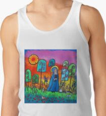 Camiseta de tirantes Guardián de los Gatos: Gertrude de Nivelles