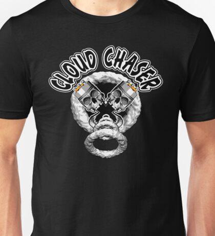 Vaping Skulls: Cloud Chaser Unisex T-Shirt