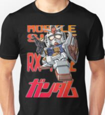 Gundam 02 Unisex T-Shirt