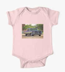 '59 Cadillac Fleetwood Limo One Piece - Short Sleeve