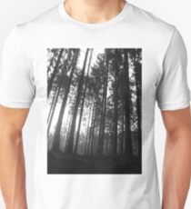 Trees in Mid Wales T-Shirt