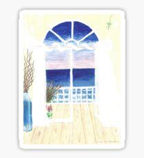 Daytime Dreaming Sticker