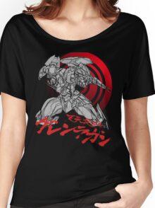Gurren-Lagann Women's Relaxed Fit T-Shirt