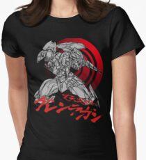 Gurren-Lagann Women's Fitted T-Shirt