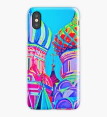 St Basil's Cathedral, Moscow iPhone Case