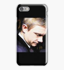 Martin Freeman Artwork Design 1 iPhone Case/Skin