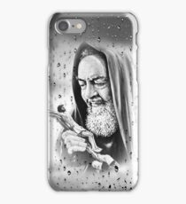 Padre Pio iPhone Case/Skin