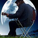 Lunar melody by Spiritmaiden