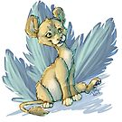 Silly Little Lion by Lacey  Ewald