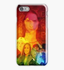 Wynonna Earp and her team iPhone Case/Skin