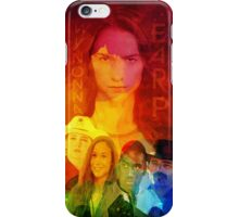 Wynonna Earp and her team iPhone Case/Skin