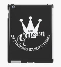 The Queen iPad Case/Skin