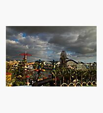 California Adventure Photographic Print