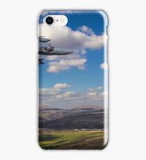 F15E Strike Eagle iPhone Case/Skin