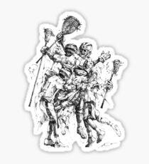 Victory (Male) Sticker