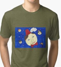 Planet Who Tri-blend T-Shirt