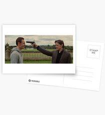 sieh dir diese Schwulen an Postkarten
