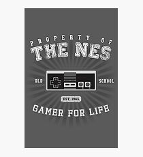 Property of the NES Photographic Print