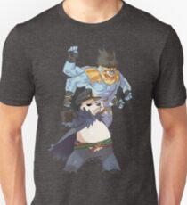 Pokemon-Pangoro x Machamp Jojo's bizarre adventure Unisex T-Shirt