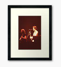 The Grateful Dead In Concert Framed Print