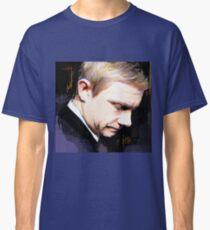 Martin Freeman Artwork Design 1 Classic T-Shirt