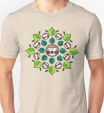 Mandala Sloth T-Shirt