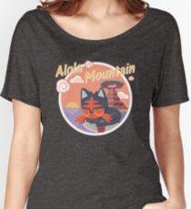 Alola Mountain Women's Relaxed Fit T-Shirt