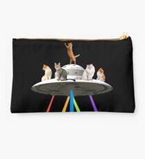 CAT INVADERS Studio Pouch