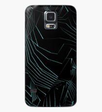 Neon Terrain Case/Skin for Samsung Galaxy