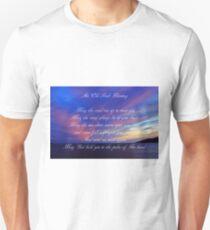 An Old Irish Blessing #3 Unisex T-Shirt