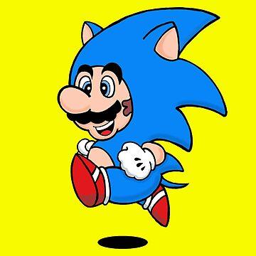 Super Hedgehog by aws85