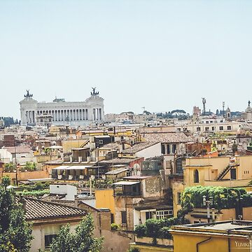 The Eternal City by YumikoBRose