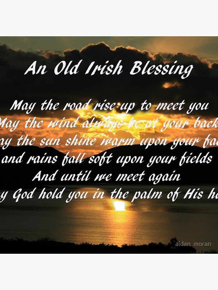 Ein alter irischer Segen # 7 von aodhain