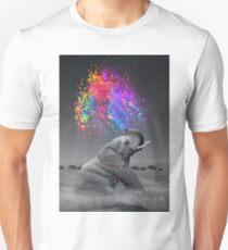 Camiseta ajustada Colores verdaderos dentro