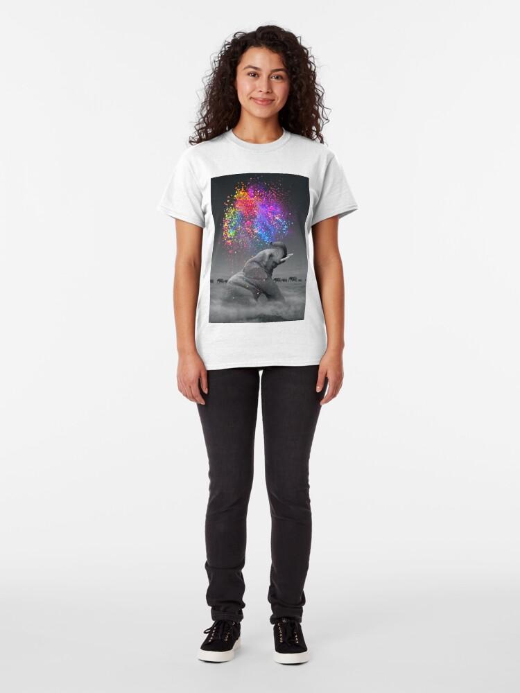 Alternative Ansicht von Wahre Farben innerhalb Classic T-Shirt