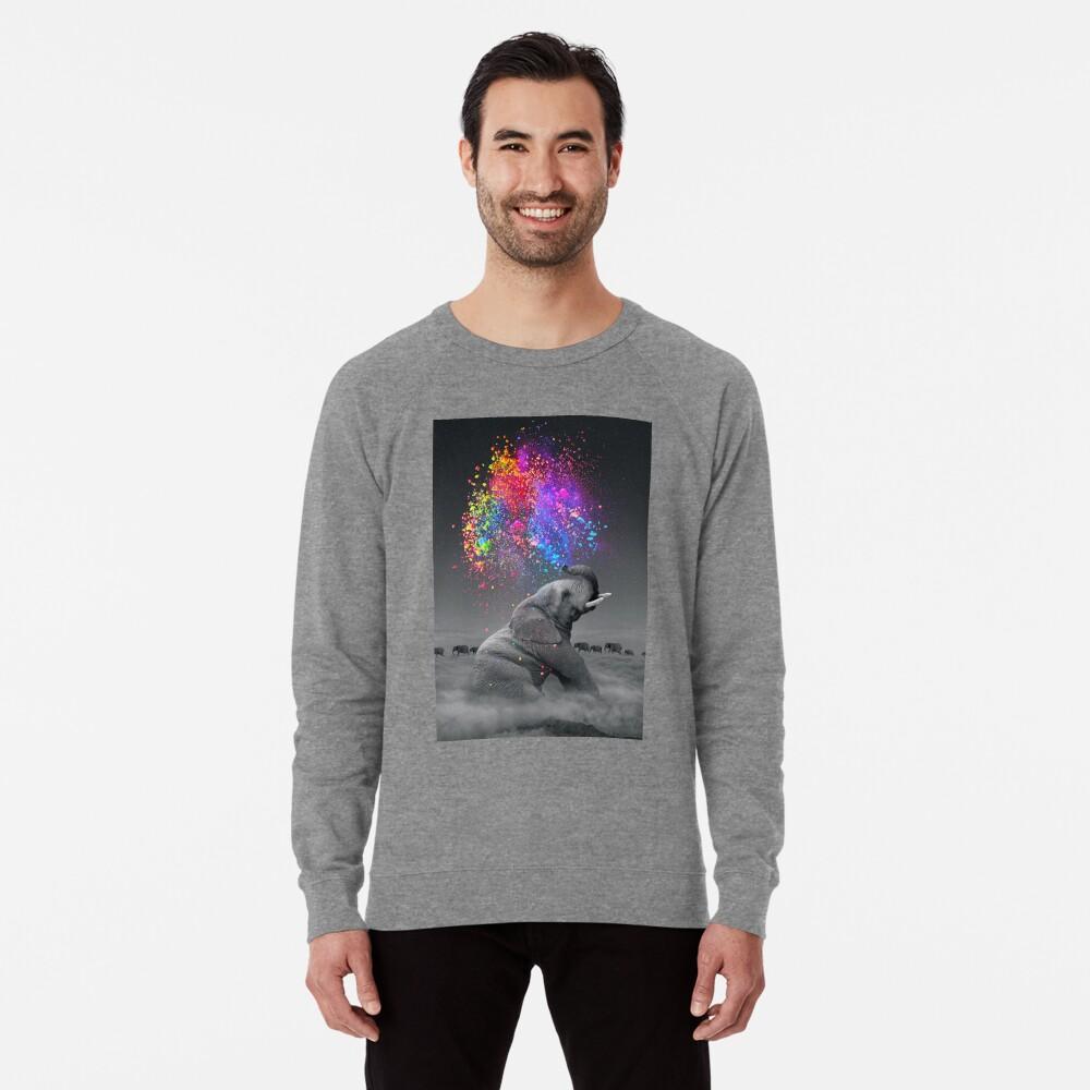 Wahre Farben innerhalb Leichter Pullover