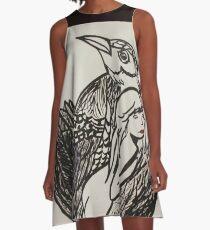 BIRD A-Line Dress