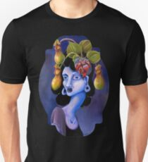 Pitcher Plant - Surreal Weird Art by Ela Steel Unisex T-Shirt