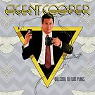 Agent Cooper by Mephias