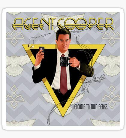 Agent Cooper Sticker