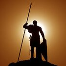 Warrior by David Lee Thompson