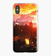 Fantasy Sunset iPhone Case/Skin