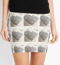 Love birds Mini Skirt