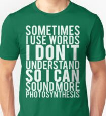 Photosynthesis T-Shirt