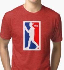 PGO League  Tri-blend T-Shirt