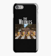 The Weedles on Abbey Road iPhone Case/Skin