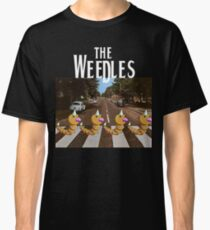 The Weedles on Abbey Road Classic T-Shirt